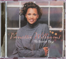"VANESSA WILLIAMS ""THE SWEETEST DAYS"""