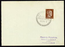 █ Allemagne n° 706 Yv. cachet WW2 ALTKIRCH Timbre Allemand Hitler Mi n° 782 █