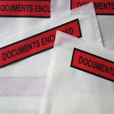 50 A5 Document Enclosed Envelopes
