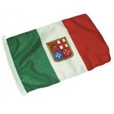 BANDIERA ITALIA 30X45 PER BARCA GOMMONI