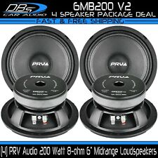 4 PRV Audio 6MB200 V2 6