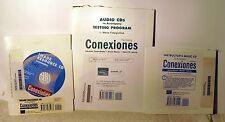 Conexiones 3 Cds, Testing Program, Music and Image Resource