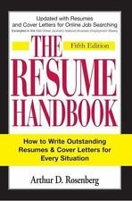 The Resume Handbook : How to Write Outstanding Resumes and Cover Letters for...