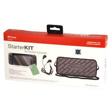 Starter Kit nintendo Switch Borsa Auricolare Protezione Schermo 95603