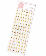 1 x sheet Colorful Angel Baby stickers scrapbook DIY Cute Mini  #15