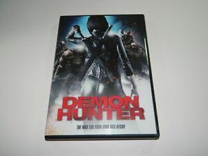 Demon Hunter DVD 2018 TONY FLYNN Niamh Hogan ZOE KAVANAGH HORROR THRILLER