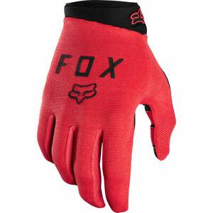 Fox Racing Ranger Gel Glove Bright Red