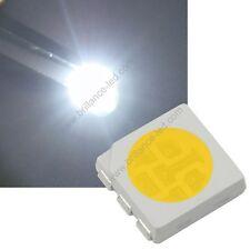 20x Led CMS SMD 5050 Blanc Pur à souder PLCC-6 - pure white haute luminosité