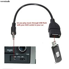 3.5mmAudio AUX Jack to USB RCA Extender Switch Splitter Cables HDMI