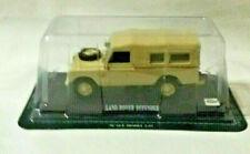 Scale Model- 1:43- Land Rover Defender