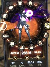 Diablo 3 Nintendo Switch Set Wizard immortal Soft / HC