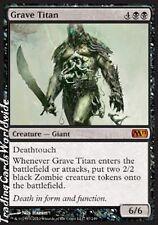 Grave TITAN // FOIL // NM // Magic 2011 // Engl. // Magic the Gathering