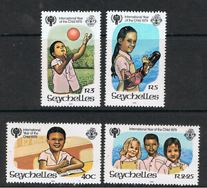 SEYCHELLES 1979 YEAR OF THE CHILD