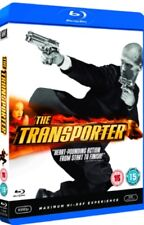 NEW The Transporter Blu-Ray