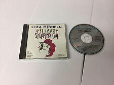 Liza Minnelli - Stepping Out (CD 1994) MINT/EX