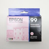 Epson 99 Light Magenta Ink Cartridge T0996 Genuine