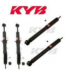 4-Pieces KYB Excel-G 2-Front & 2-Rear Shocks/Struts for 4-Runner FJ Cruiser