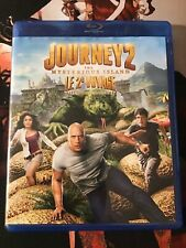 Journey 2: The Mysterious Island (Blu-ray Disc, 2013, 2-Disc Set)