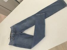 JBRAND WOMENS PANTS MID RISE CAPRI BELOVED BLUE NEW RRP$ 139 SZ 25