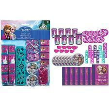 Frozen Disney 48Pce Mega Mix Party Favour Value Pack for 8
