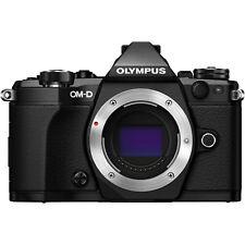Olympus OM-D E-M5 Mark II +14-42 mm EZ Objektiv B-Ware unter 500 Ausl. schwarz