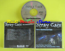CD STRAY CATS Live & unreleased cuts 2007 DELTA MUSIC 32 543(Xs5) no lp mc dvd