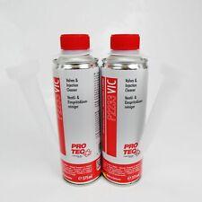 2x PRO TEC VIC Ventil- & Einspritzdüsenreiniger Valves & Injection Cleaner 375ml