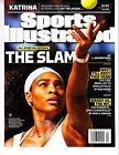 SERENA WILLIAMS GRAND SLAM TENNIS 2015 SPORTS ILLUSTRATED MAGAZINE NEWSSTAND NL