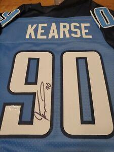Tenesee Titans Jevon Kearse Signed Jersey. Fanatics COA