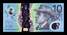 B-D-M Australia 10 Dollars 2017 Pick 63 New Polymer SC UNC