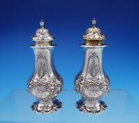 Francis I by Reed and Barton Sterling Silver Salt and Pepper Set #570A (#3366)