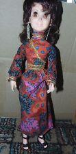 """Doll Hasbro 1974 Aimee Brunette w/ Dress & Shoes 19"""""""