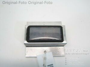 interior lighting Dashboard Bentley Arnage 6.8 09.99-