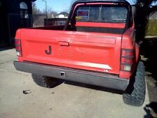 Ares Fabrication MJ Rear Bumper   Nostalgia   Jeep Comanche (86-92)