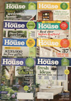 This Old House Magazines lot 8 back issues 2012-14 Home Improvement Remodel #D33