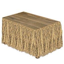 Raffia Table Skirting (Pack of 6)