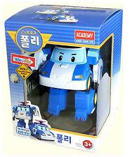 Robocar POLI Transformer Robot Genuine Car Toy Korean TV Animation Character