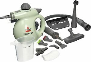 BISSELL 39N7-A 39N7 Steam Shot Deluxe Hard-Surface Cleaner, Light Green New