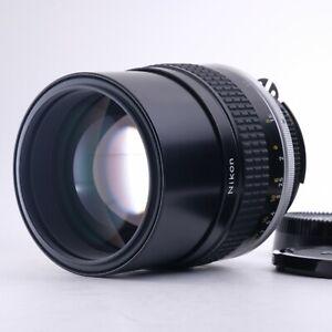 """Mint"" Nikon NIKKOR 105mm f/1.8 Ai-S Prime Lens 216191 FedEx/DHL from Japan"