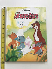 1993 Mouse Works Aristocats Hardcover Children's Book Disney Fully Illustrated