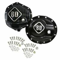 BD Diesel 1061829 Differential Cover Front Rear For Dodge Ram 2500 3500 2013-18