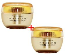 Tonymoly Intense Care Gold 24k Snail Cream 45ml 2 pcs Set