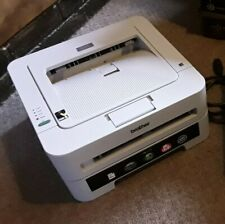 Brother HL2130 laser printer black only good used condition