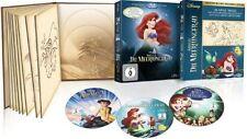 ARIELLE, DIE MEERJUNGFRAU Trilogie (Collector's Edition) 3 Blu-ray Discs NEU+OVP