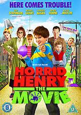 Horrid Henry - The Movie (DVD, 2011)