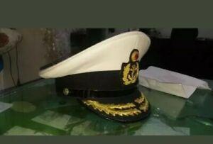 German navy admiral hat