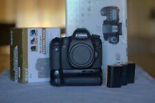 Canon 6D (WG) con battery grip Meike usata reflex - used