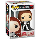 Marvel Comics Black Widow Funko Pop Vinyl Bobble-Head Figure New 604