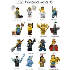 Lego Series 15 71011 - COMPLETE SET - 16 Minifigures / Minifigs - SEALED (Z14)