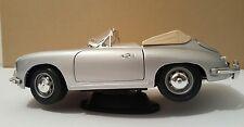 Coche de marca Burago escala 1:18 Porsche 356 B made in Italy(1961)